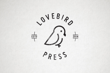 Lovebird Press - B&W